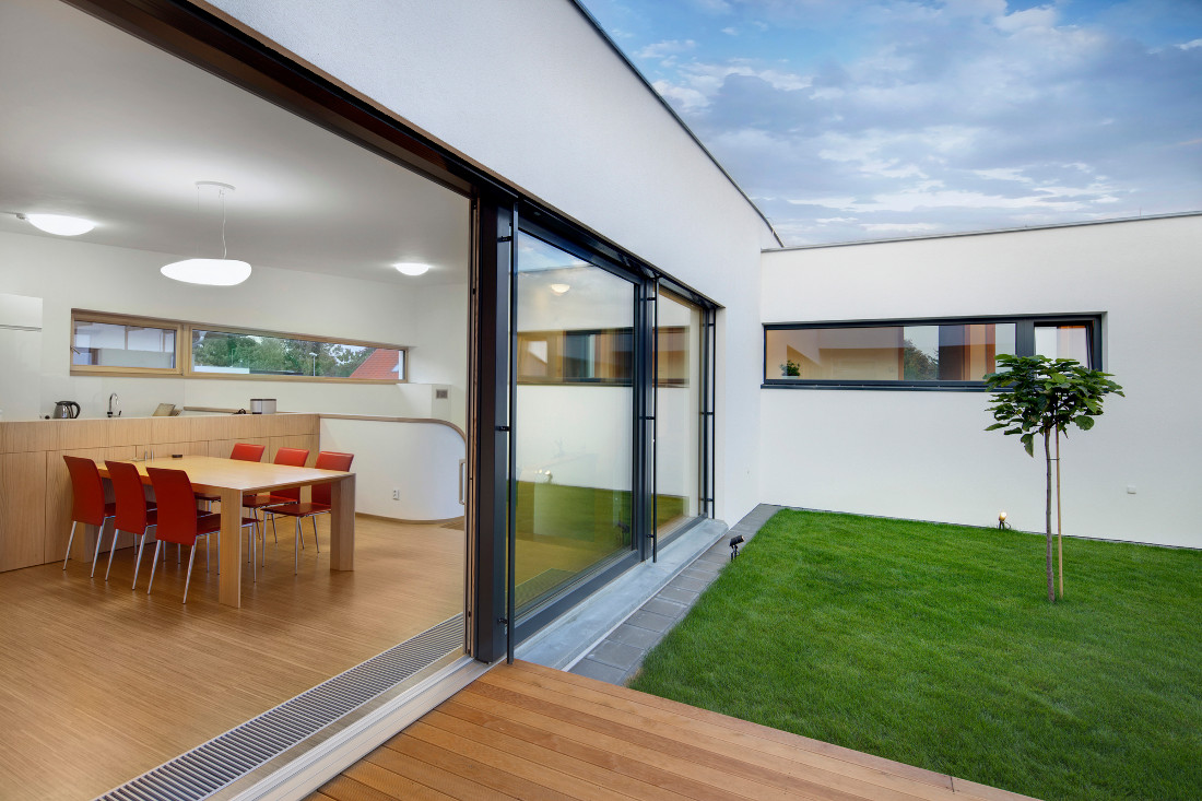 Vetrate scorrevoli per esterni e verande prezzi e modelli - Porte usate per esterno ...