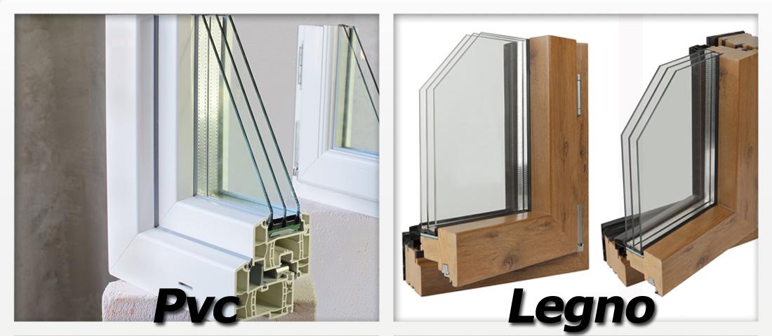 Infissi in pvc legno o pvc effetto legno for Costo finestre pvc