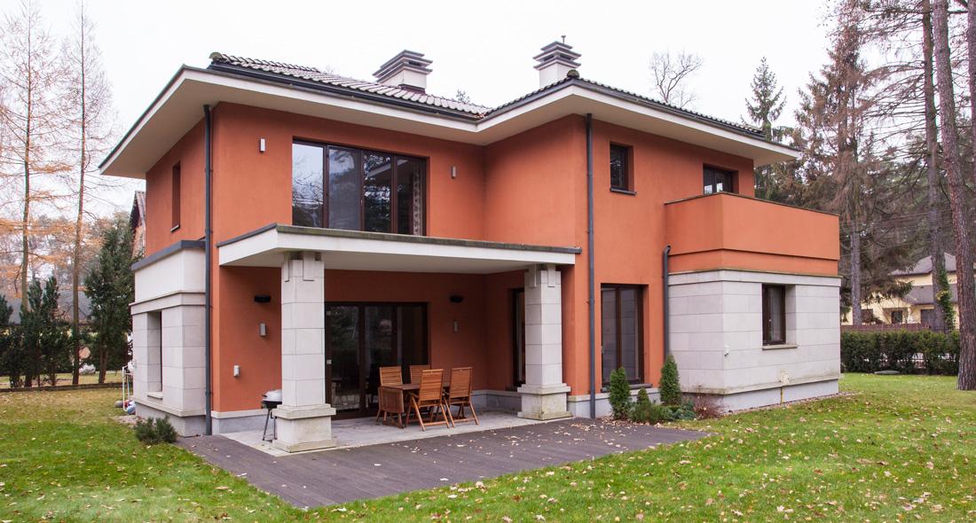 Colori facciate esterne case consigli abbinamenti e prezzi for Colori casa moderna