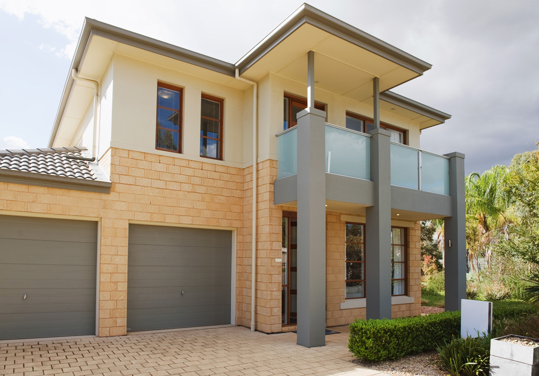 Facciate case da quelle moderne a quelle di campagna for Ristrutturare una casa di campagna