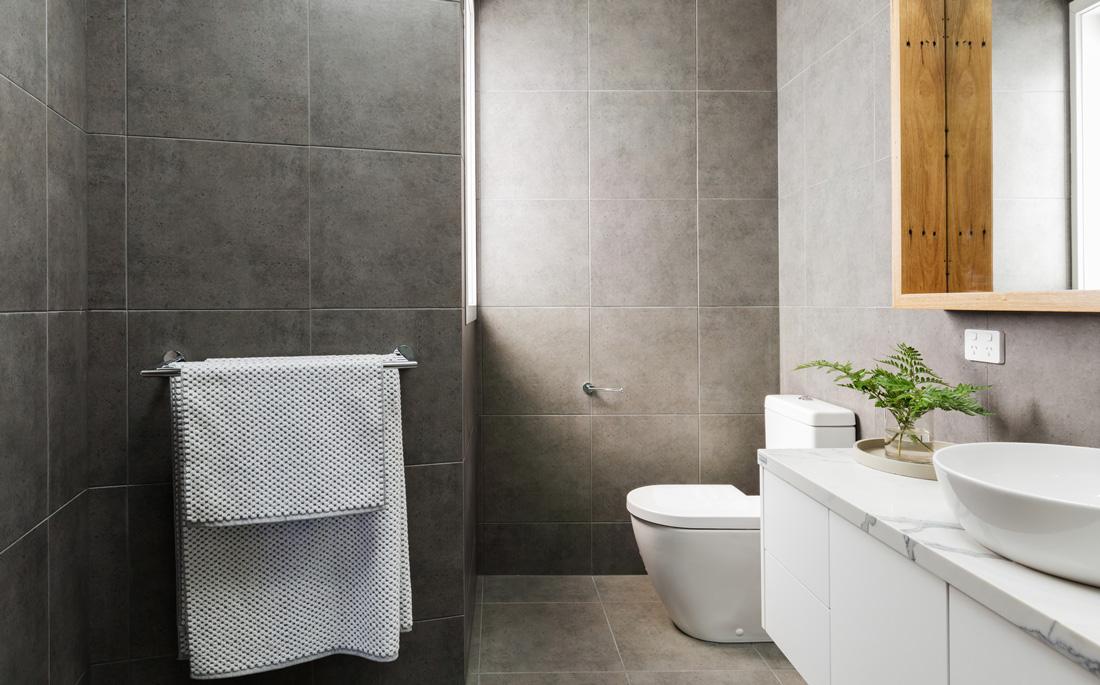 Altezza rivestimenti bagno normativa e consigli - Rivestimenti bagno moderni ...