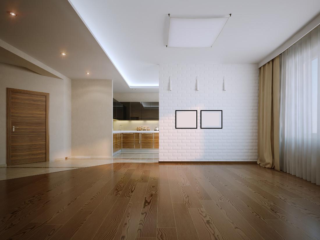 Pavimenti e piastrelle per il soggiorno prezzi e nuove - Cucina piu soggiorno ...