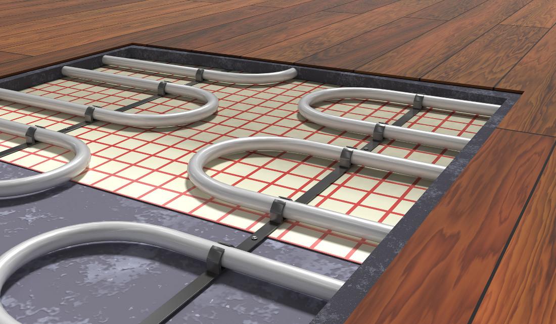 Riscaldamento a pavimento con parquet prezzi e agevolazioni