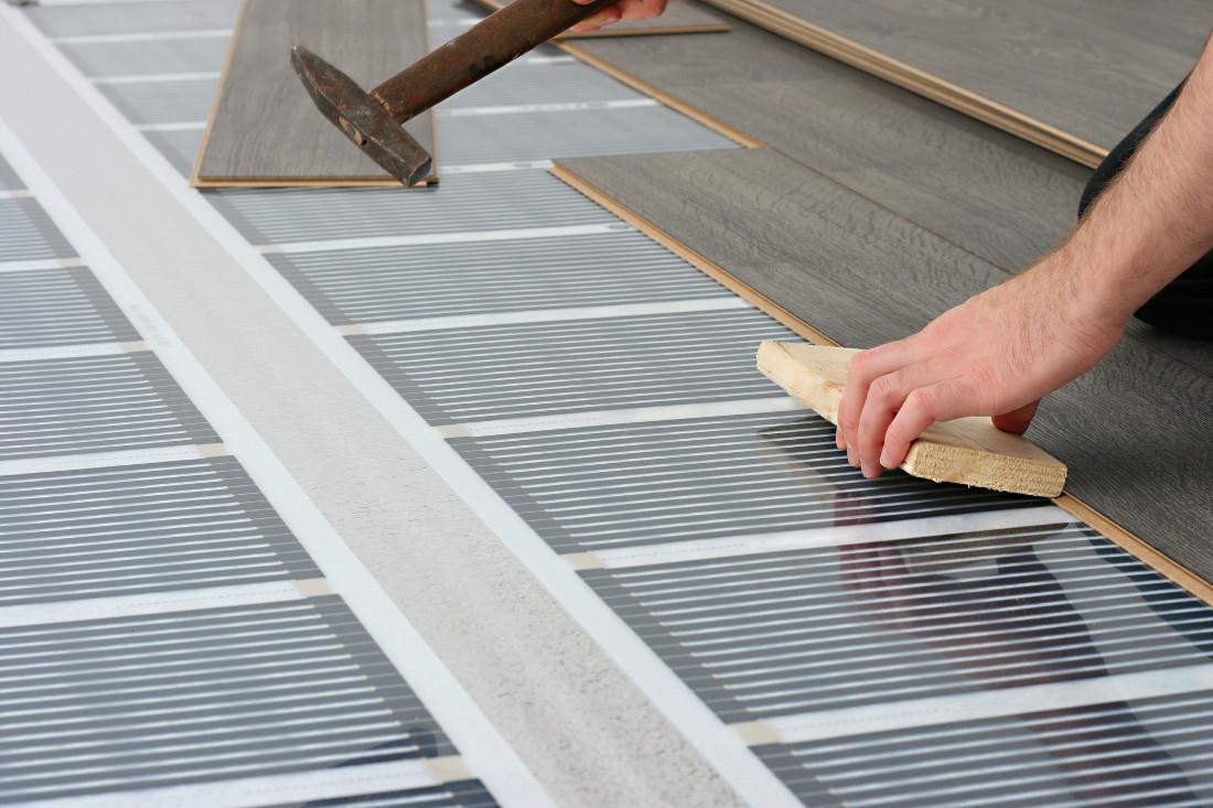 riscaldamento a pavimento elettrico - prezzi, pro e contro