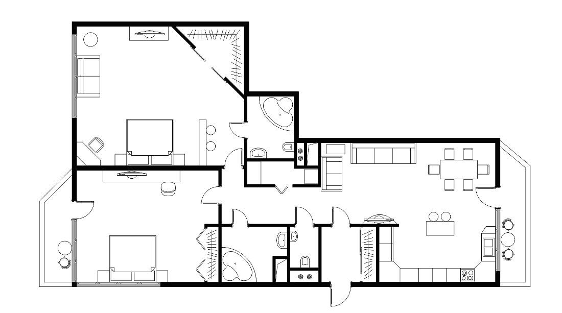 Progettare una casa costi consigli e piante di case for Piante case moderne