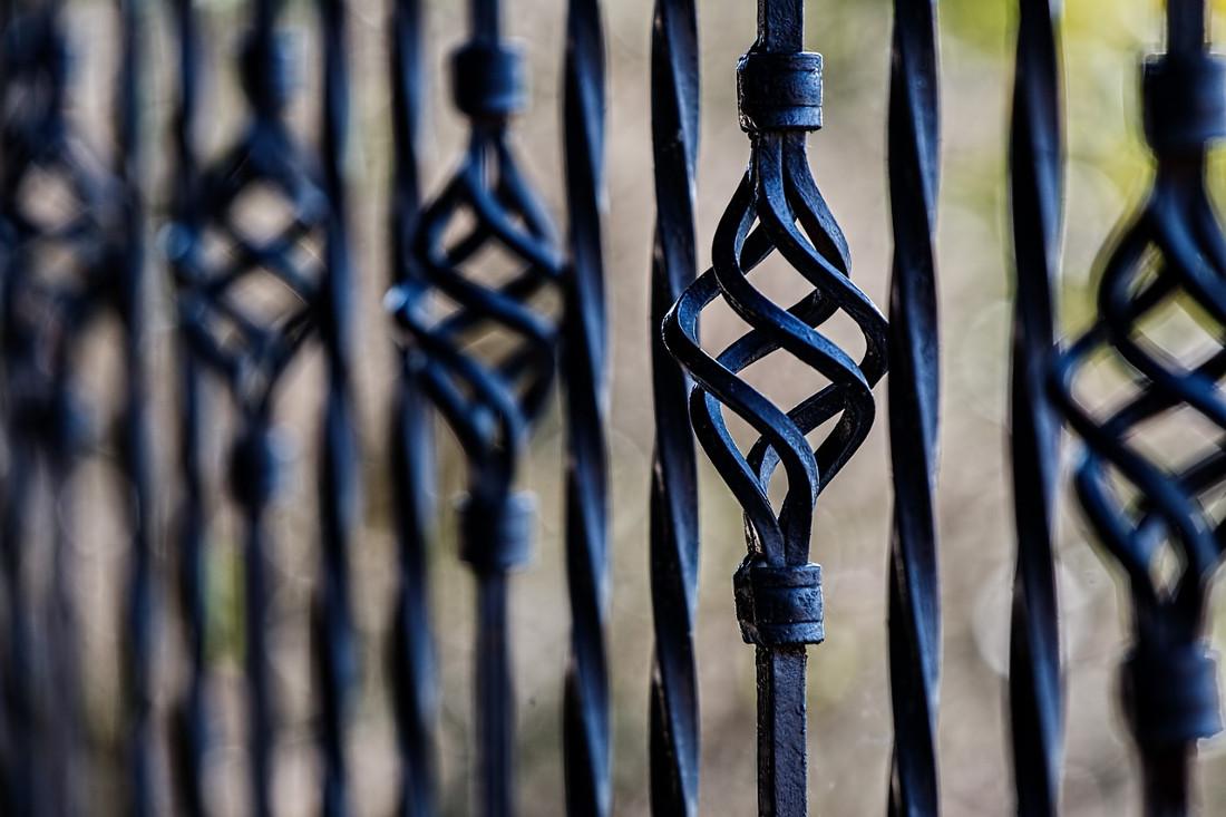 Ringhiere In Ferro Usate recinzioni in ferro - prezzi, costi di posa, detrazioni