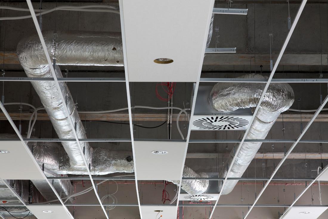 Riscaldamento A Soffitto Prezzo riscaldamento a soffitto - costi, opinioni, detrazioni