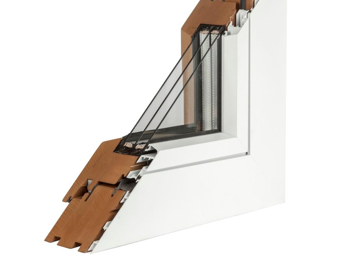 Cambiare Colore Infissi Alluminio infissi legno-alluminio - prezzi, costi di posa, pro e