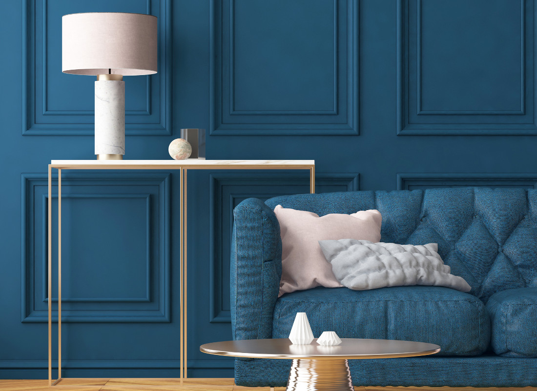 Dipingere casa idee e colori di tendenza 2019 - Dipingere le pareti di casa ...