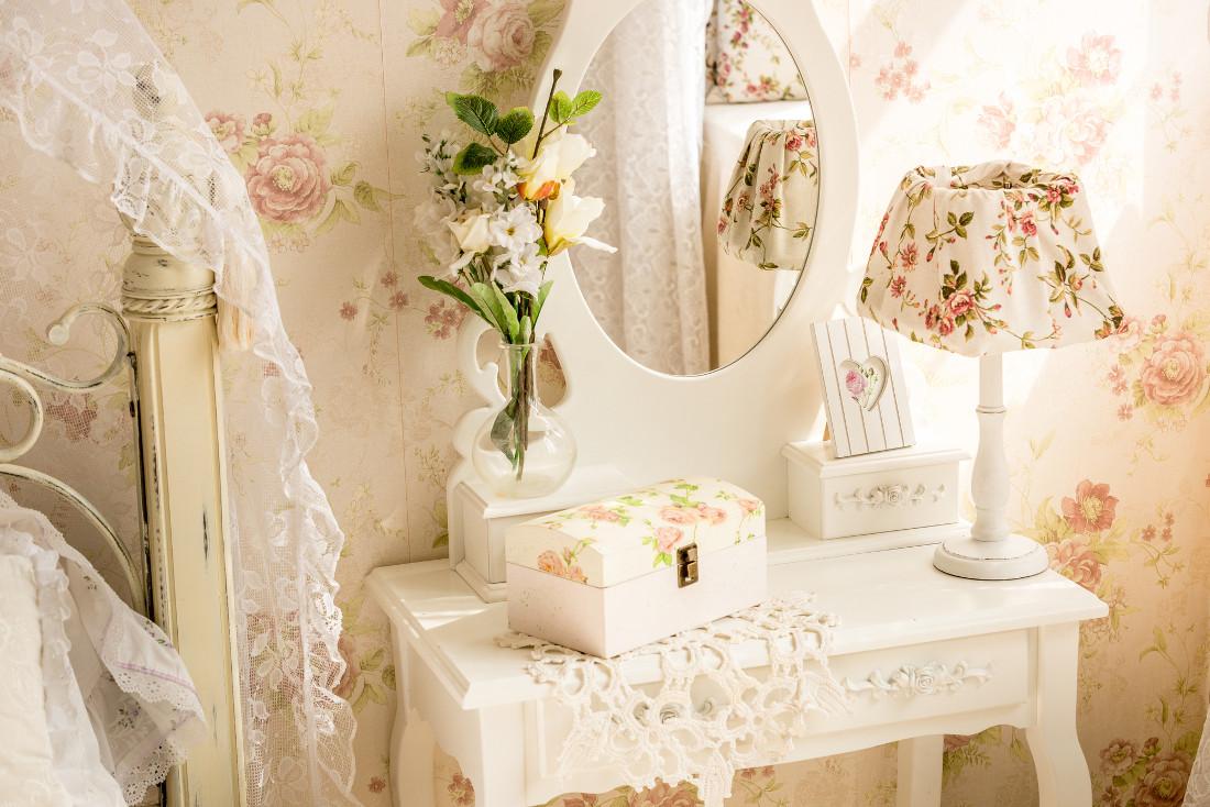 carta da parati floreale prezzi e idee per la camera da