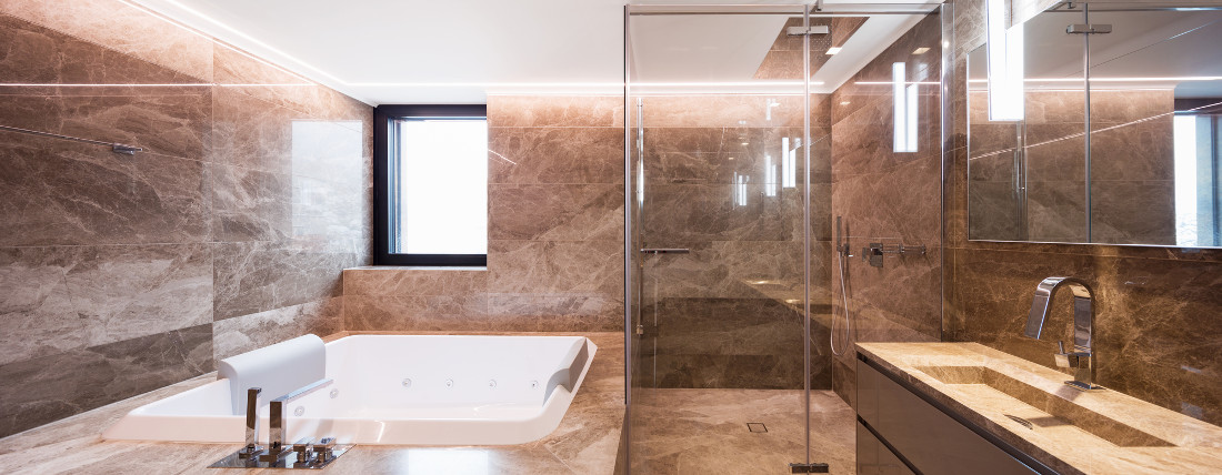 Bagni di lusso classici e moderni prezzi for Bagno padronale di lusso